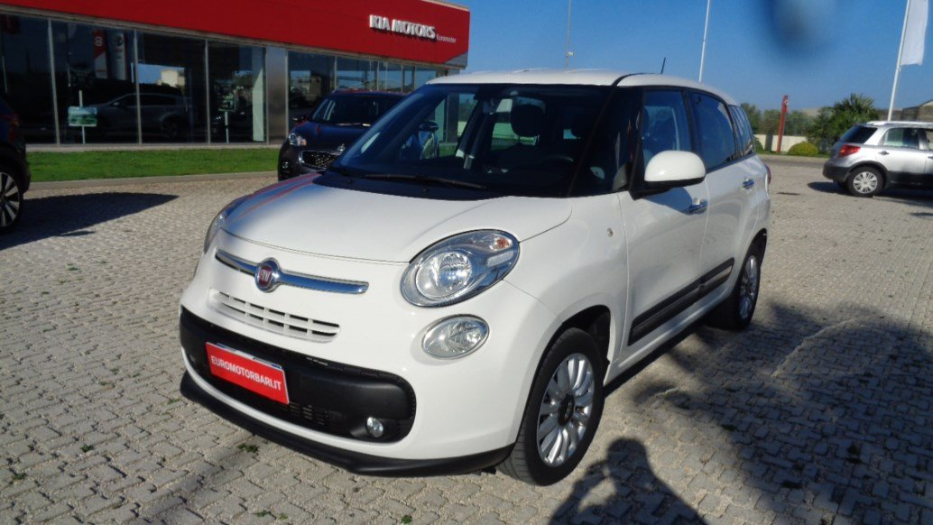 Fiat 500l Living 0 9 Pop Star Metano Used Cars Euromotor