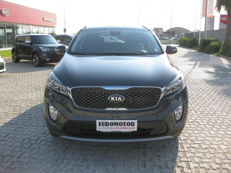 KIA SORENTO 2.2 CRDI  STOP&GO AWD AT FEEL REBEL
