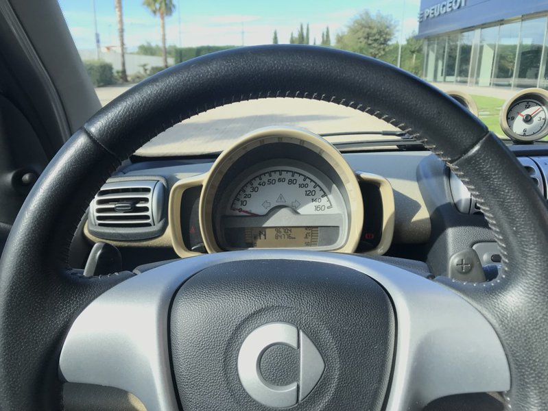 SMART FORTWO 1.0 COUPE' PASSION