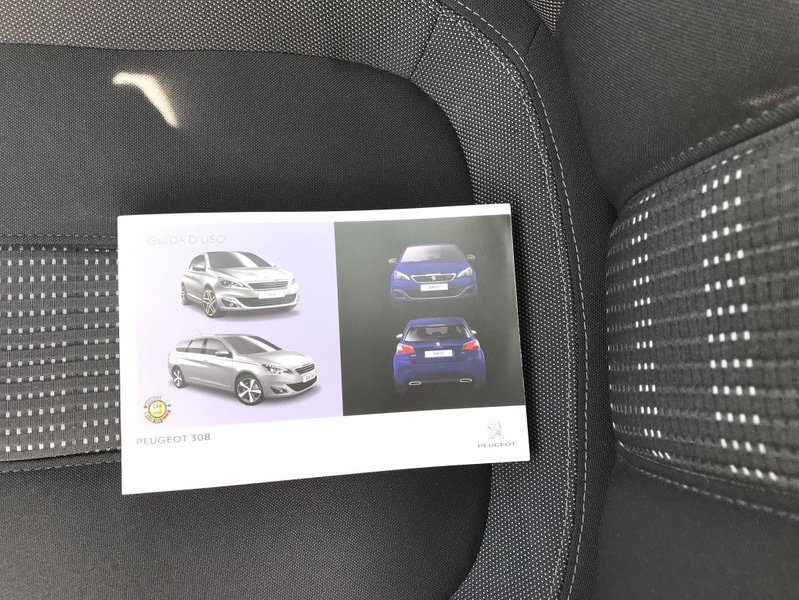 PEUGEOT 308 SW 1.6 HDI ALLURE NAVY
