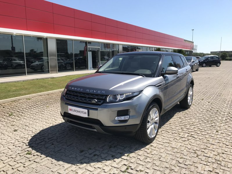 LAND ROVER RANGE ROVER EVOQUE 2.2 SD4 AUTO PURE TECH PACK