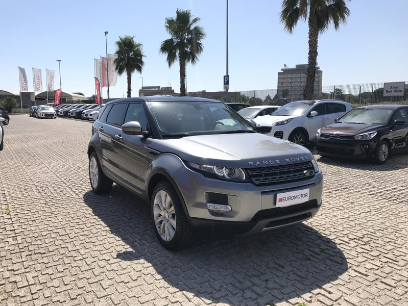 LAND ROVER EVOQUE 2.2 SD4 AUTO PURE TECH PACK